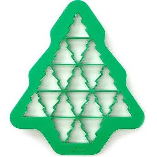 Lekue Forma do wykrawania ciasteczek puzzle choinka (8420460010579)