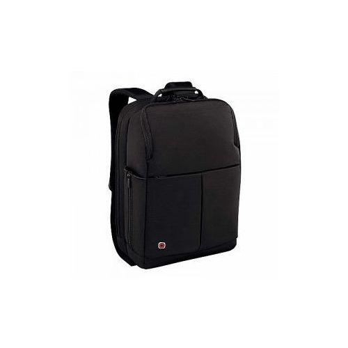 Plecak biznesowy z kieszenią na laptopa do 14' marki Wenger model Reload 14 - kolor czarny