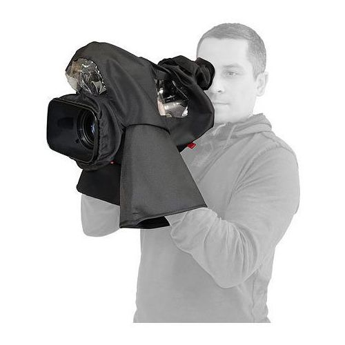 Foton pp39 chroni przed deszczem do Canon Warranty/XF305 Czarny (5901698250409)