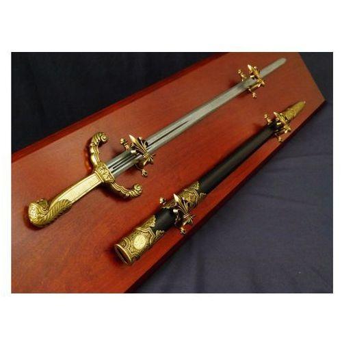Denix sa Replika rosyjskiego miecza piotra wielkiego na tablo denix model 4122 l+td
