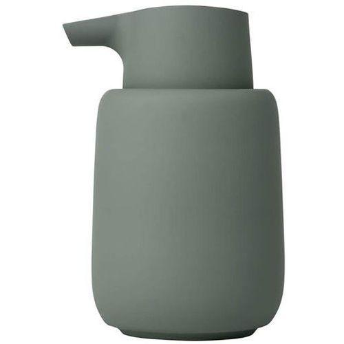 Dozownik do mydła w płynie SONO - Agave Green Blomus ceramika, B69071