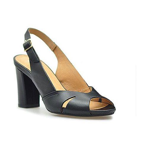 Eksbut Sandały 3593-139 czarne