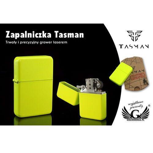 Zapalniczka Tasman Neon Yellow