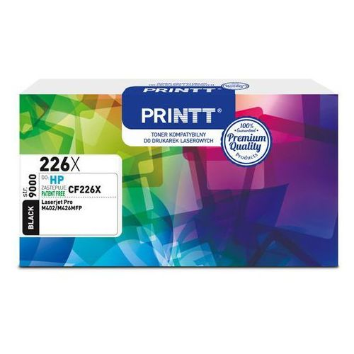 Toner PRINTT do HP NTH226XPF (CF226X) czarny 9000 str.