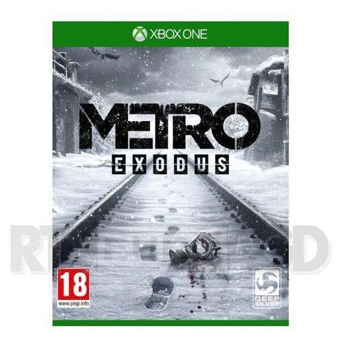 Metro Exodus (Xbox One) Darmowy transport od 99 zł | Ponad 200 sklepów stacjonarnych | Okazje dnia!