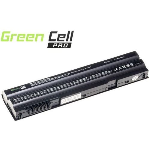 Dell Latitude E5520 / 04NW9 5200mAh Li-Ion 11.1V (GreenCell) (5902701413552)