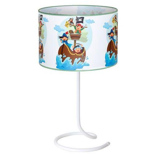 Lampka stołowa dziecięca Aldex Piraci 1x40w E14 jasny 657B16