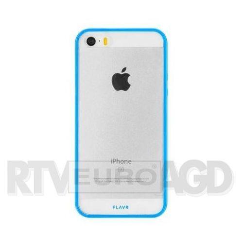 Flavr Odet iPhone 5/5s/SE (niebieski), kolor niebieski