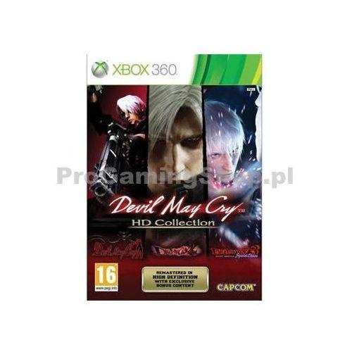 Devil May Cry HD Collection z kategorii [gry XBOX 360]