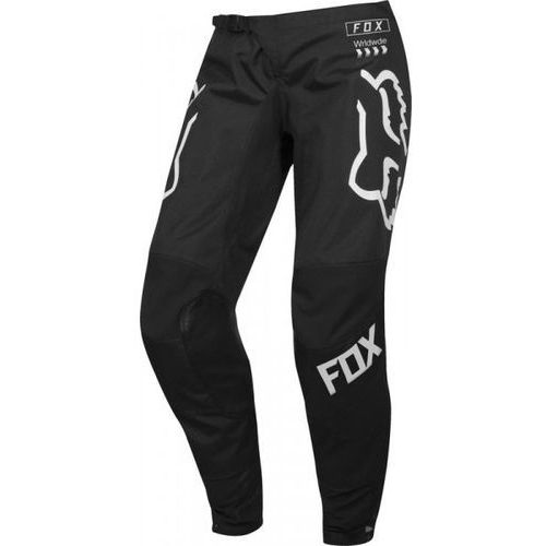 Fox Spodnie off- road lady 180 mata drip black/white