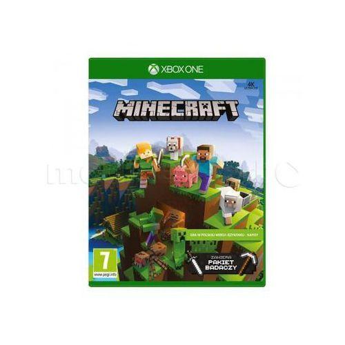 Minecraft ExplorerPack (Xbox One). Najniższe ceny, najlepsze promocje w sklepach, opinie.
