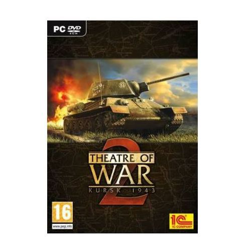 Theatre of War 2 Kursk 1943 (PC)