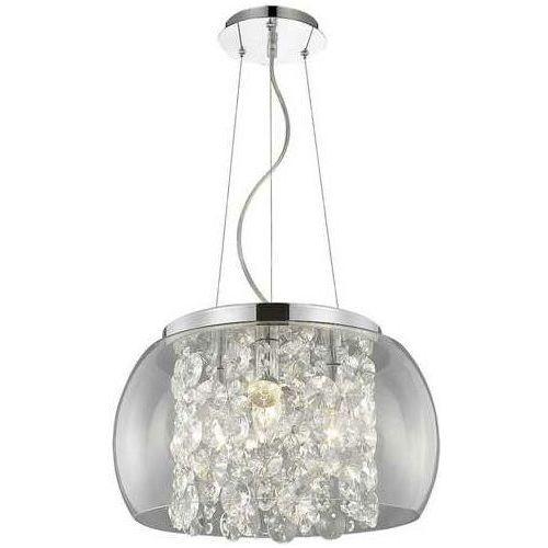 Rabalux Lampa wisząca zwis oprawa brillant 3x40w e14 chrom 2820 (5998250328201)