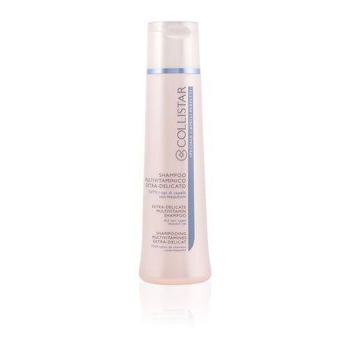Collistar extra-delicate multivitamin shampoo delikatny szampon multiwitaminowy 250ml (8015150291507)