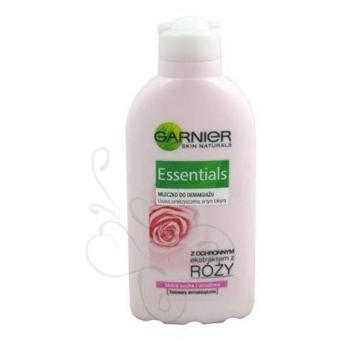Essentials Oczyszczające mleczko do demakijażu Skóra Sucha i Wrażliwa 200ml - produkt z kategorii- Mleczka do demakijażu