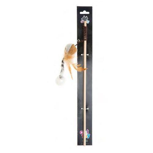 COMFY Gaia wędka dla kotów PIŁKA 40cm, 245023