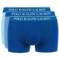 3-pack bokserki niebieski s, Polo ralph lauren
