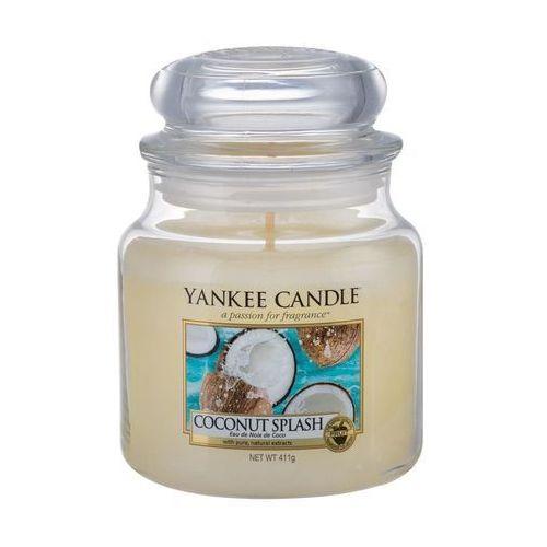 Świeca YANKEE słoik średni Coconut Splash - YSSCS (5038581033723)