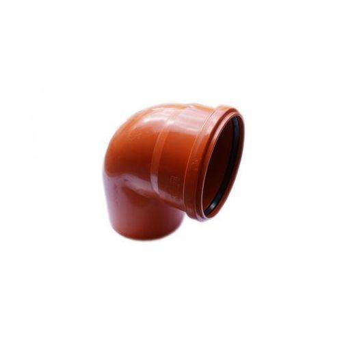Poliplast Kolano kanalizacji zewnętrznej 200 mm/87°