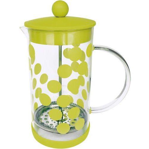Zak! designs Kawiarka 1 litr dot dot 1 litr zielona (0204-880) (7640127687611)