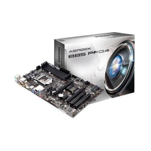 ASRock B85 PRO 4 (B85 2xPCI-E DDR3)