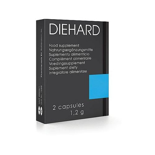 DieHard, formuła na udaną erekcję z kategorii potencja - erekcja