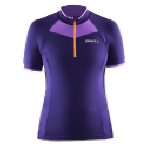 CRAFT Classic Jersey - damska koszulka rowerowa (fioletowy)
