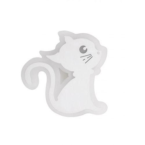 Rabalux 4546 - led kinkiet dziecięcy babette led/12w/230v biały (5998250345468)