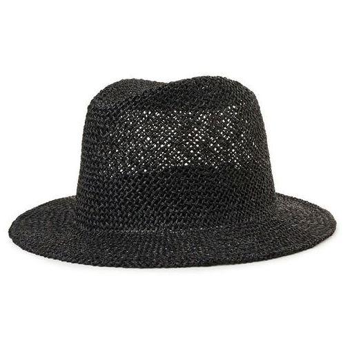 955c7832fd1cf kapelusz BRIXTON - Dunns Fedora Black (BLACK)