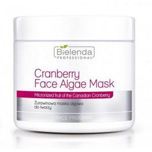 cranberry face algae mask żurawinowa maska algowa (137131) marki Bielenda professional