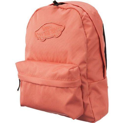 Plecak realm backpack spiced coral v00nz0p37 spiced coral marki Vans
