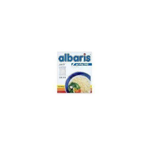 Ryż długi biały Albaris 4x100 g