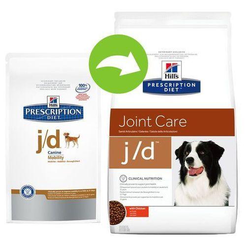 Hill's Prescription Diet Canine Mobility J/D - 12 kg (0052742918303)