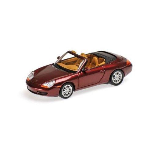 Minichamps Porsche 911 (996) cabriolet 1998 (red) - darmowa dostawa od 199 zł!!!