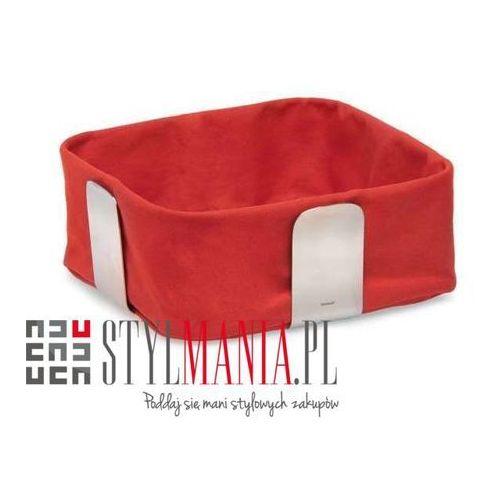 Koszyk na pieczywo Blomus Desa czerwony duży (B63459), 63459