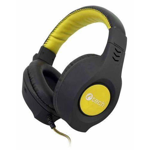 C-Tech Nemesis V2 (GHS-14Y), czarno-żółte - BEZPŁATNY ODBIÓR: WROCŁAW!
