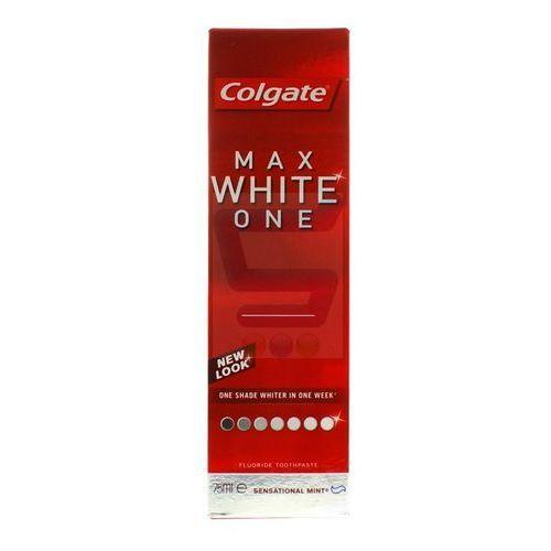 Colgate  pasta do zębów max white one sensational mint 75 ml