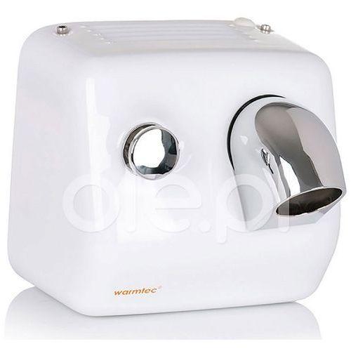 Suszarka basenowa 2500 w barrelflow hr stal szlachetna biała marki Warmtec