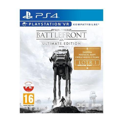 OKAZJA - Star Wars Battlefront Ultimate (PS4)