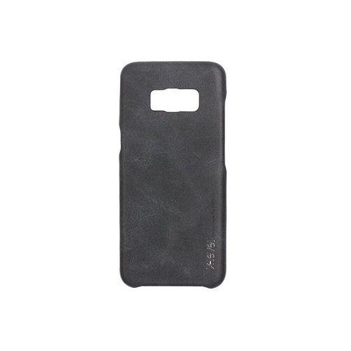 Samsung Galaxy S8 - etui na telefon X-Level Vintaget - Black, kolor czarny