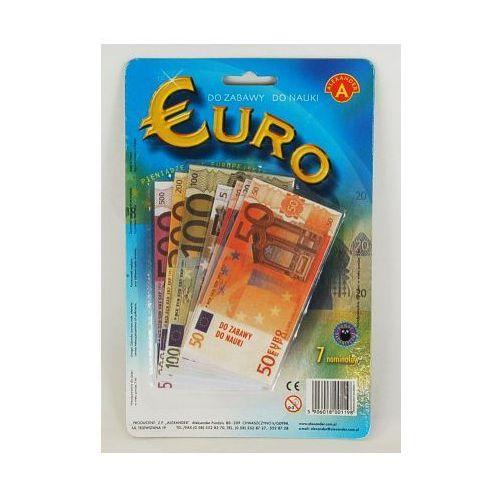 pieniądze euro marki Alexander