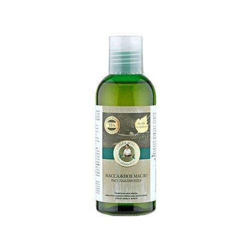 Babuszka Agafia Relaksujący olejek do masażu (Łaźnia Agafii) 170ml - produkt z kategorii- Kosmetyki do masażu