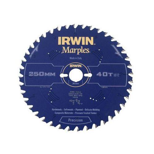 Tarcza do pilarki tarczowej 250 mm/40T/30 IRWIN MARPLES (5706918974758)