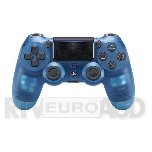 Sony DualShock 4 v2 (blue crystal) - produkt w magazynie - szybka wysyłka!, KAK4DUALSHO4TB