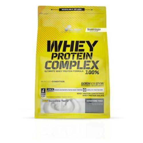 Izolat białka Whey Protein Complex 100% 700g Pomarańcza-Marakuja Olimp (5901330048715)