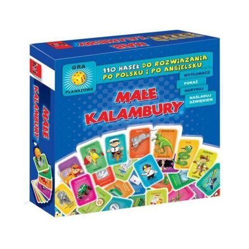 Gra Małe Kalambury - DARMOWA DOSTAWA OD 199 ZŁ!!! (5901838003568)