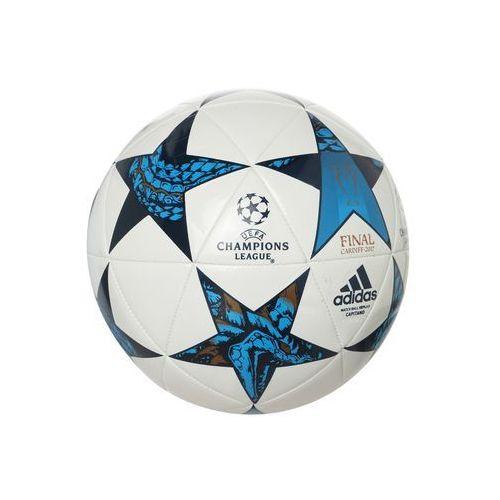 adidas Performance FINALE Piłka do piłki nożnej white/mysblu/cyan - produkt z kategorii- Piłka nożna