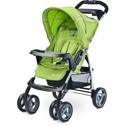 Caretero Wózek  monaco green