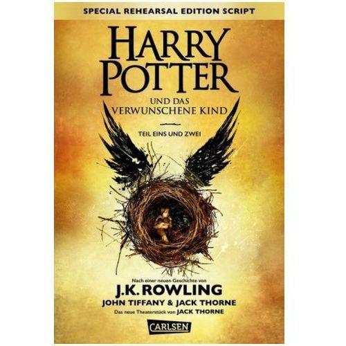 Harry Potter und das verwunschene Kind. Tl.1 u. 2