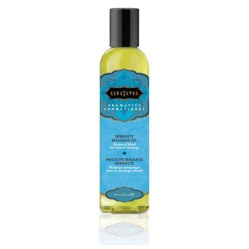 Aromatyczny olejek do masażu - Kama Sutra Aromatic Massage Oil Spokój